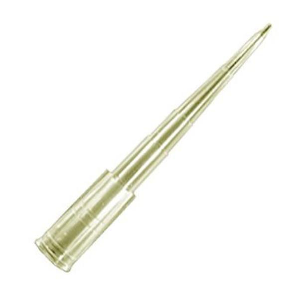 Ponteira 1-200 uL, sem filtro, PP, amarelo, caixa com 50 racks, mod.: T-200-Y-R (Axygen)