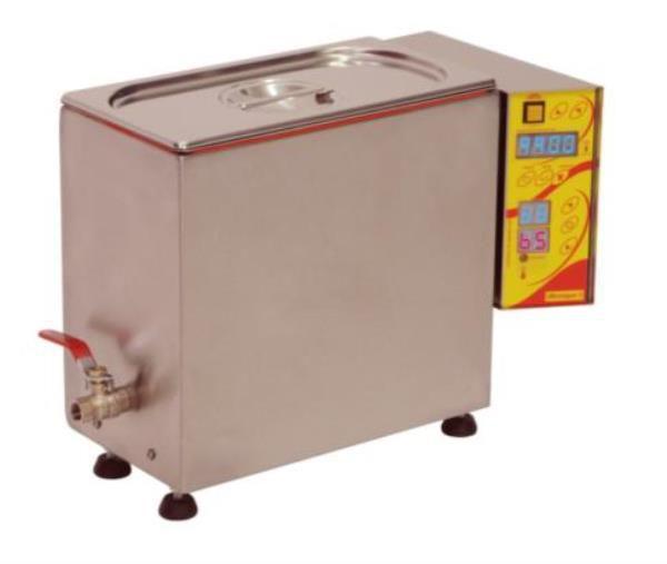 Lavadora Ultrassônica, 5,9 litros, 37 kHz, 220V, mod.: Q 5.9/37 A (Eco-sonics)