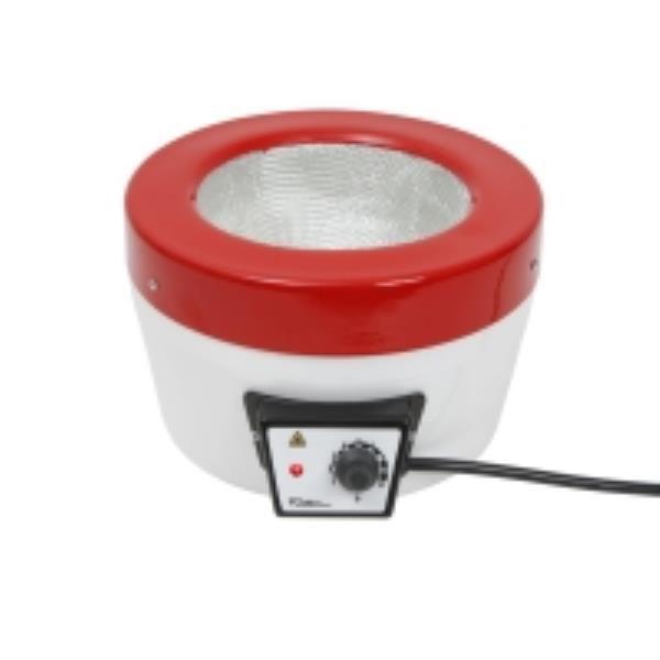 Manta aquecedora capacidade de 2 litros, com regulador de potência, mod.:202E (Fisatom)