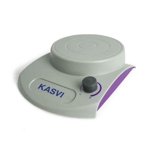 Mini Agitador Magnético, velocidade de 200 até 2200 rpm, até 3 litros, Bivolt, mod.: K40-2200 (Kasvi)
