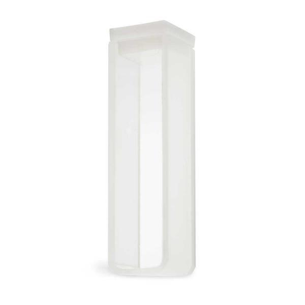 Cubeta em Quartzo ES com 2 faces polidas, 3,5 mL, passo 10 mm, unidade, mod.: K22-135-Q (Kasvi)