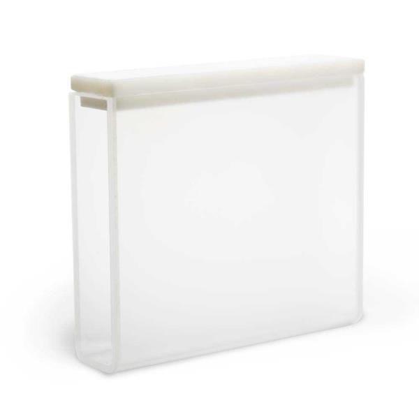 Cubeta em vidro óptico com 2 faces polidas, 17,5 ml, passo 50 mm, unidade, mod.: K22-5175-G (Kasvi)