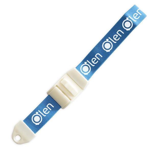 Garrote com trava, tecido elástico, 51cm, unitário, mod.: K57-100 (Olen)