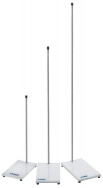 Suporte Universal com Base em Polipropileno, Haste em Alumínio, Altura de 45cm, mod.: 2803-1 (J.Prolab)
