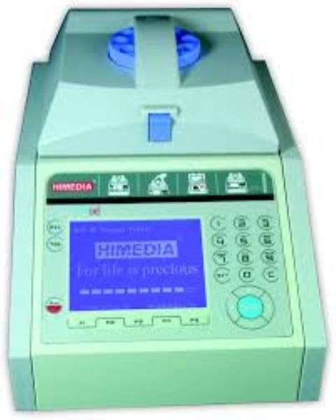 Termociclador com Gradiente, Bloco de 96 poços para tubos e microplacas de 0,2mL, mod.: ECO-96 (Himedia)