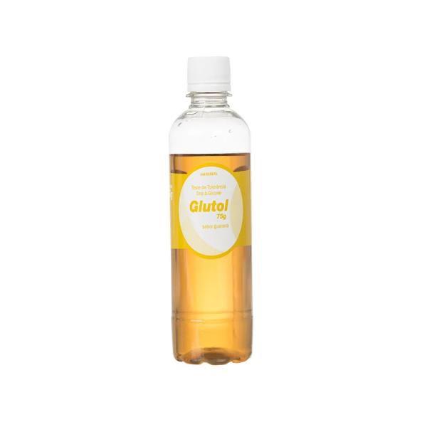 Glutol guaraná, 75 gramas, Frasco com 300 ml, mod.: 610671 (Laborclin)