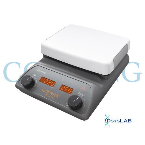 Placa Agitadora com Aquecimento, 60-1150 rpm,display digital, 230V/50Hz, mod.: 6796-620D (Corning)