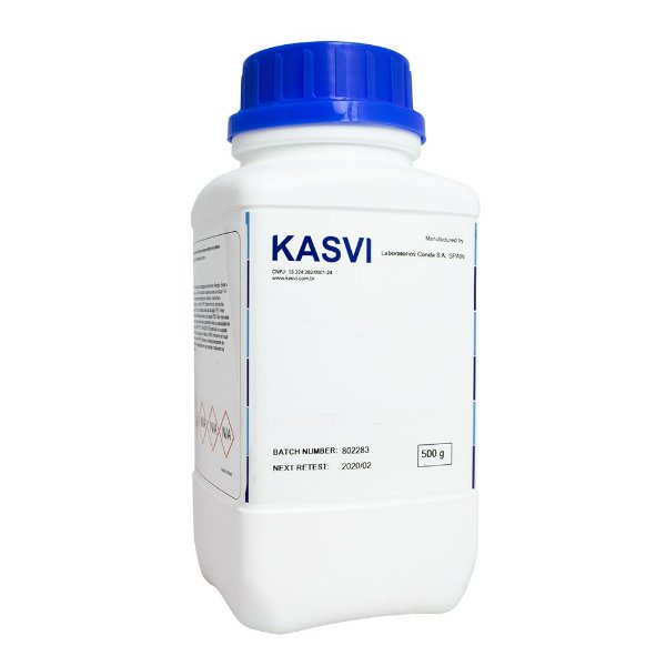 Extrato de Levedura em Pó desidratado, Frasco 500 gr, mod.: K25-1702 (Kasvi)