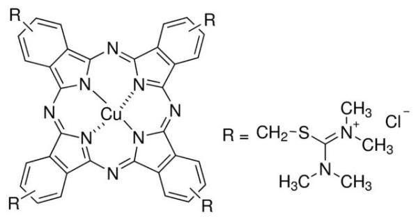 Azul de Alcian (C.I. 74240), CAS 33864-99-2, Frasco com 25 gramas, mod.: 4176-DSYS (Neon)