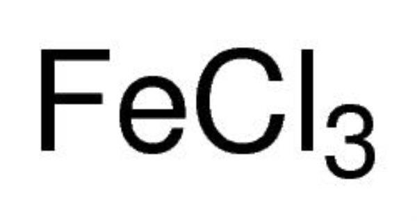 Cloreto de Ferro III Anidro P.A., CAS 7705-08-0, Frasco com 500 gramas, mod.: 3664-DSYS (Neon)