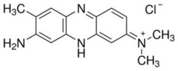 Vermelho Neutro 60% (C.I. 50040), CAS 553-24-2, Frasco com 25 gramas, mod.: 4236 (Neon)