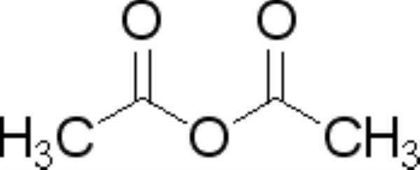 Anidrido Acético P.A., Frasco com 1000 ml, mod.: 02605-DSYS  (Neon)