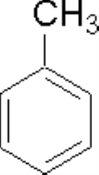 Toluol P.A., CAS Nº 108-88-31 (PRODUTO CONTROLADO), Frasco com 1000 ml, mod.: 02695 (Neon)