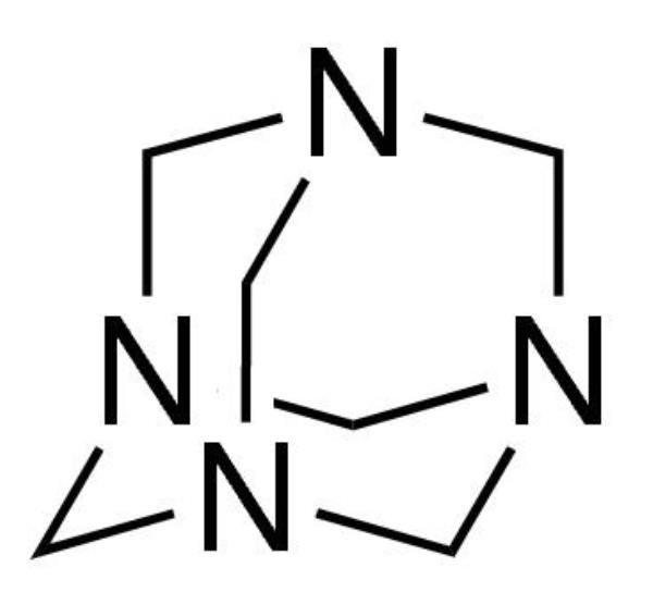 Hexametilenotetramina P.A., Frasco com 500 gramas, mod.: 01503-DSYS (Neon)