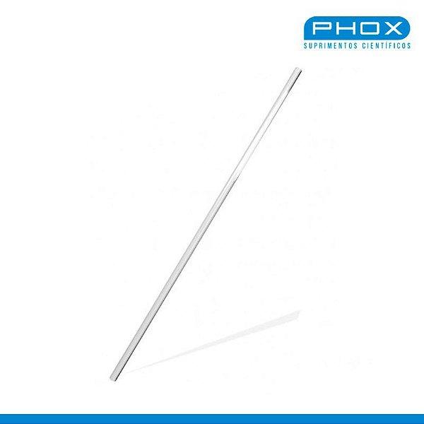 Bastão de Vidro 300 x 6 mm (C x D), unidade (Phox)