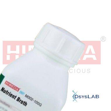 Caldo Nutriente, Frasco com 100 gramas, mod.: M002-100G (Himedia)