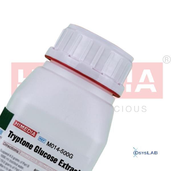Agar Extrato Glicose Triptona (TGE), Frasco com 500 gramas, mod.: M014-500G (Himedia)