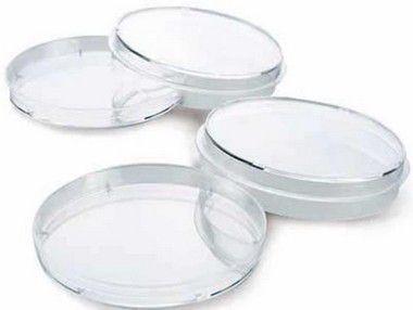 Placa de Petri para microbiologia 90x15mm, estéril, Caixa com 300 unidades, mod.: 0304-5 (J. Prolab)