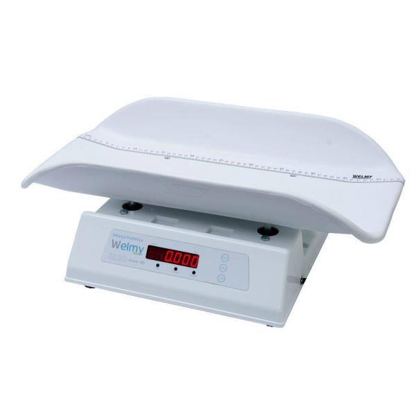 Balança Pediátrica Digital, 15 kg, mod.: 109 E (Welmy)
