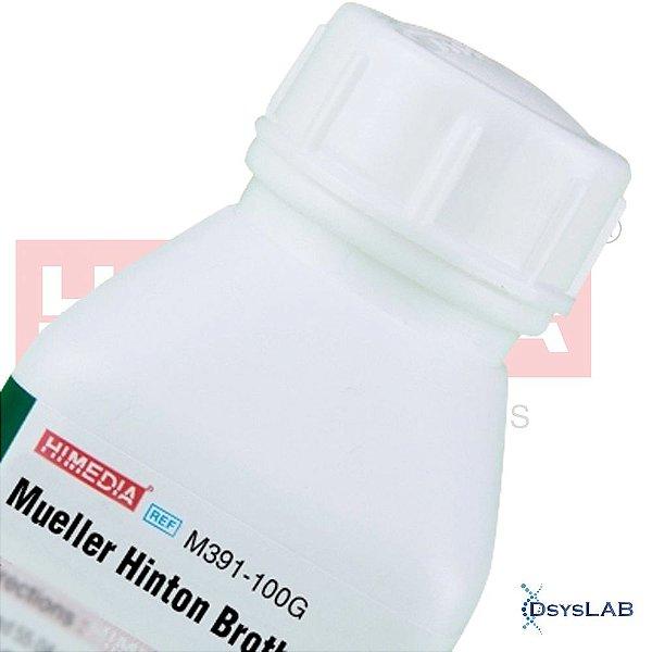 Caldo Mueller Hinton, Frasco com 100 gramas, mod.: M391-100G (Himedia)