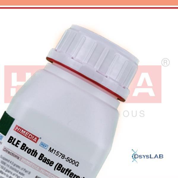 Caldo de Enriquecimento Listeria Tamponado Base (BLEB), Frasco com 500 gramas*, mod.: M1578-500G (Himedia)