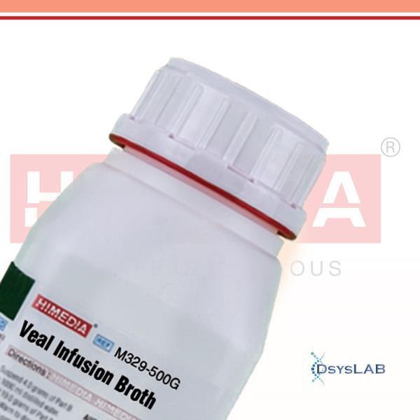 Caldo Infusão de Vitela, Frasco com 500 gramas, mod.: M329-500G (Himedia)