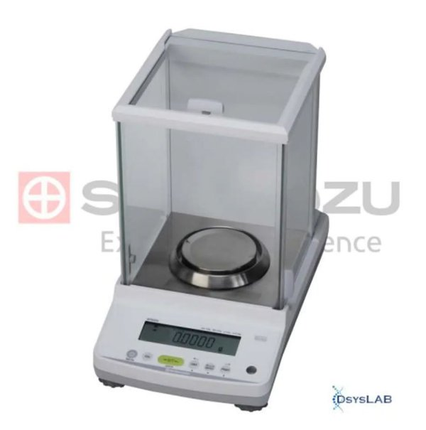 Balança eletrônica Analítica, 220g, calibração automática interna, bivolt ATX224 (Shimadzu)