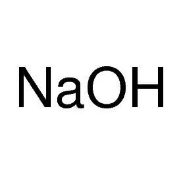 Hidróxido de Sódio em Lentilhas P.A., Frasco com 1000 gramas. Mod. 03566 (Produto Controlado) (Neon)