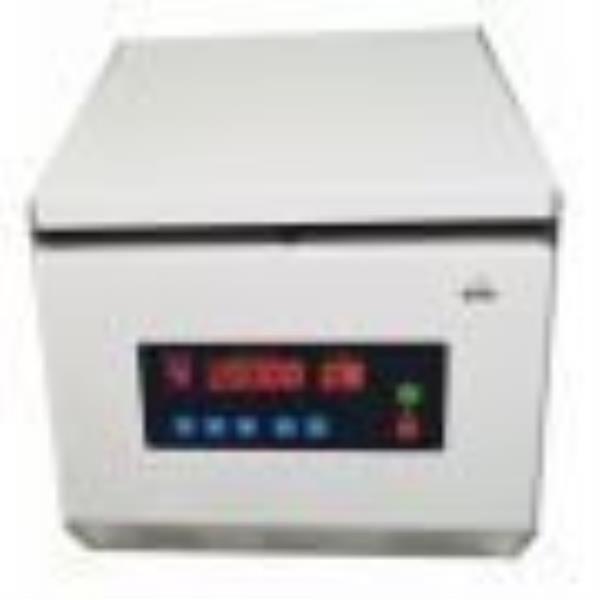 Centrífuga Digital Microprocessada, Multirotores, 20000 RPM, sem escovas, Bivolt (Daiki)
