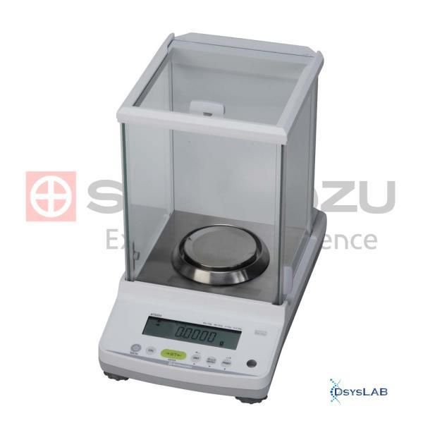 Balança eletrônica Analítica, 220g, calibração externa, bivolt ATY224 (Shimadzu)