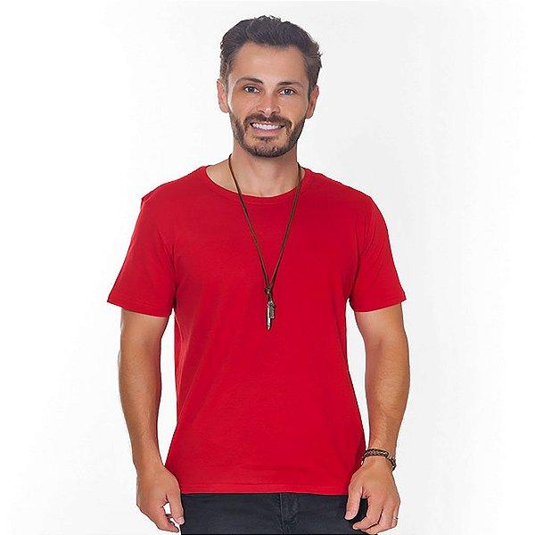 200dec817 Camiseta Hiatto Basica Manga Curta Masculina Vermelha - Loja Virtual ...