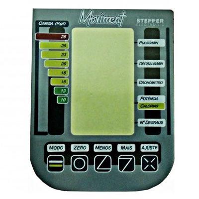 Painel Adesivo para módulo BM2600/BM4000 PORTUGUÊS