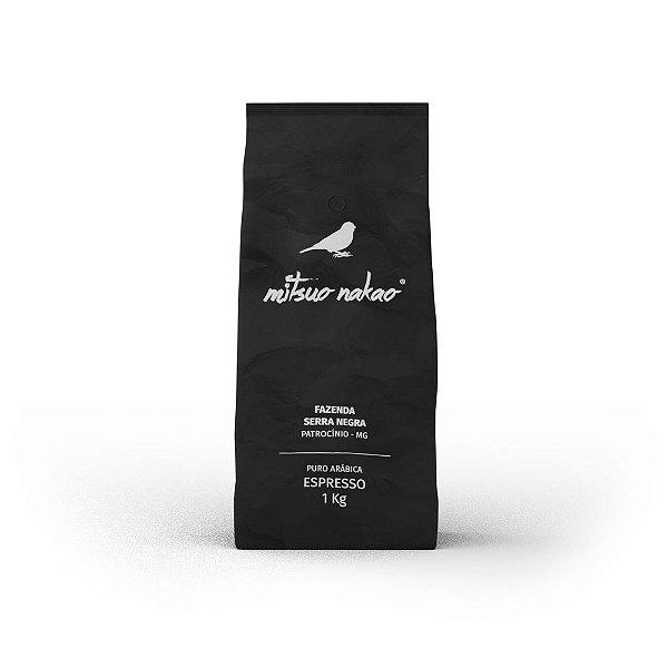 Café Mitsuo Nakao - Bourbon Vermelho - Em grãos - 1 Kg