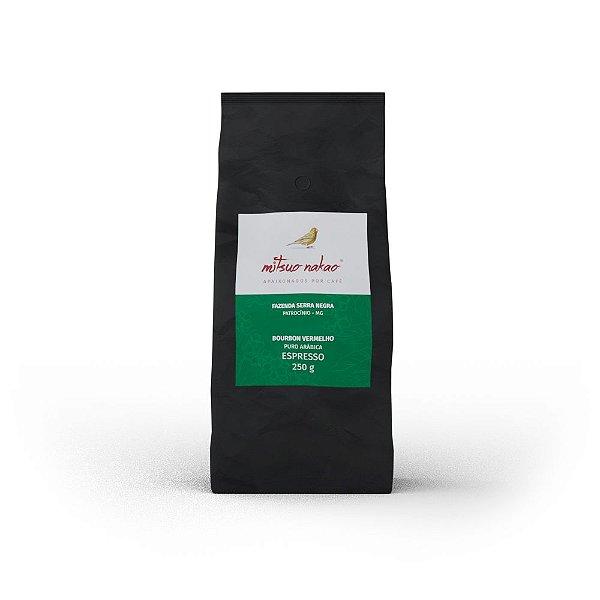 Café Mitsuo Nakao - Em grãos - 250 g