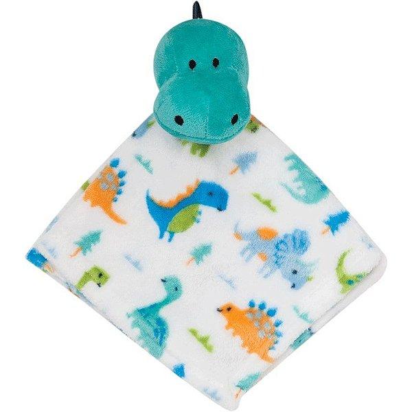 Naninha para Bebê 3+m, Dino - Buba