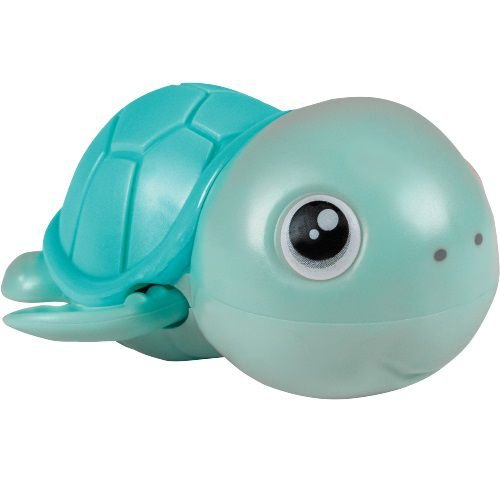 Brinquedo de Banho Tartaruga Azul, +6m - Buba