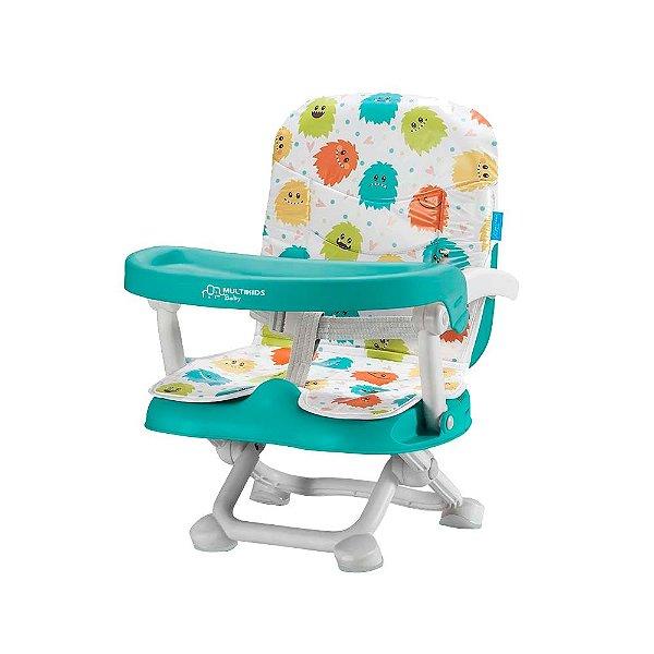 Cadeira de Alimentação Portátil +6m Monstrinhos Multikids