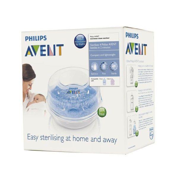 Esterilizador De Microondas - Philips Avent