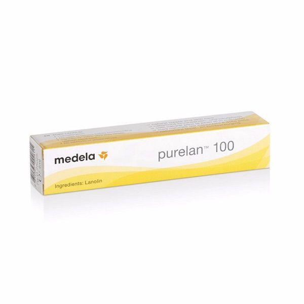 Purelan 100 - Pomada De Lanolina - Tubo 7G - Medela