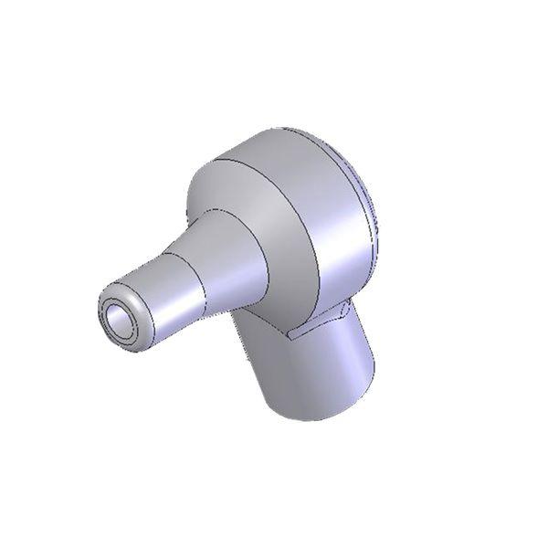 Conector para Tubo Extrator de Leite -1 un - Lansinoh