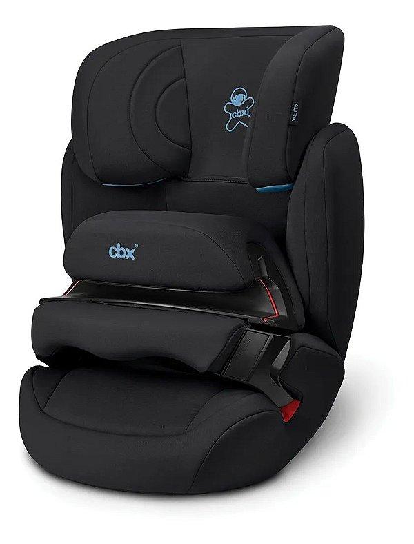 Cadeirinha para Carro CBX, Aura Cozy Preto 9-36kg