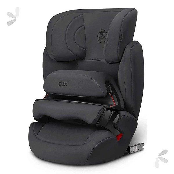 Cadeirinha para Carro CBX Aura-fix Comfy Cinza 9-36kg