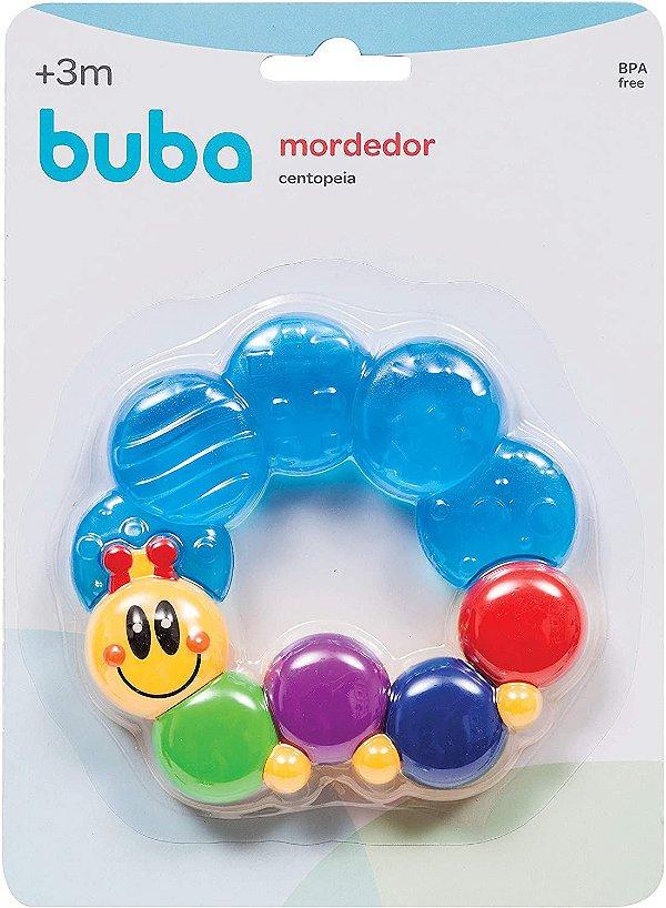 Mordedor Centopeia Baby, Multicor - Buba