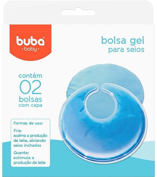 Bolsa Térmica Gel Para Seios, Transparente - Buba