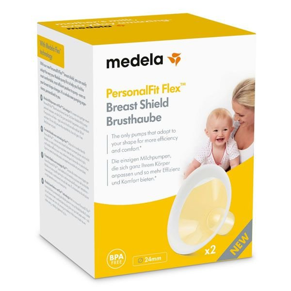 Funil Personalfit Flex M, 24 MM, com 2 unidades, Medela