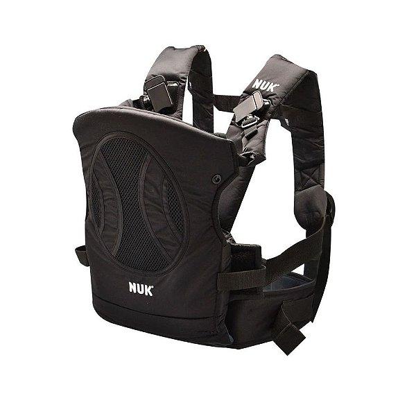 Canguru Baby Carrier Supreme Comfort 4 em 1 Preto, NUK