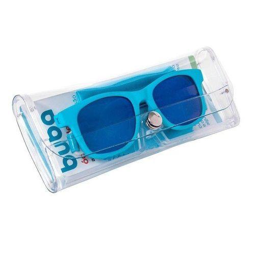 Óculos de Sol Infantil Azul Alça Ajustável - Buba