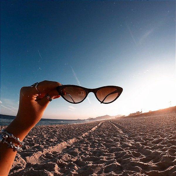 óculos RETRÔ bali brown