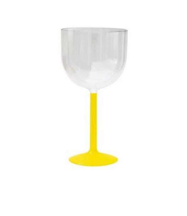 Taça de Gin Base Amarela de 500 ml