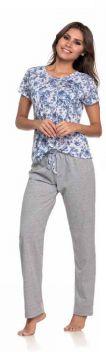 Conjunto Calça e Blusa Manga Curta